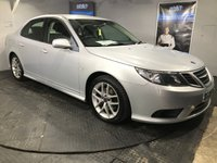 USED 2009 09 SAAB 9-3 1.9 DTH VECTOR SPORT 4d 150 BHP Full leather upholstery   : Heated front seats     :     Rear parking sensors     :     Fully stamped service history     : Timing belt and water pump replaced in November 2015 at 72,250 miles