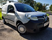 USED 2014 63 RENAULT KANGOO 1.5 ML19 ENERGY DCI 1d +PARKING SENSORS+EXTRAS+VAT
