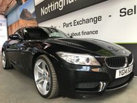 2014 BMW Z4 2.0 Z4 SDRIVE20I M SPORT ROADSTER 2d AUTO 181 BHP £16995.00