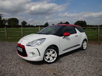 2013 CITROEN DS3 1.6 DSPORT RED 3d 155 BHP £6290.00