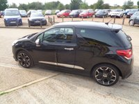 2012 CITROEN DS3 1.6 E-HDI AIRDREAM DSPORT 3d 111 BHP £SOLD