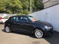 2011 AUDI A1 1.6 TDI SPORT 3d 103 BHP £6995.00