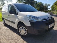 USED 2015 15 CITROEN BERLINGO 1.6 625 ENTERPRISE L1 HDI 1d A/C + VAT