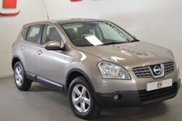 USED 2007 57 NISSAN QASHQAI 1.5 ACENTA DCI 5d 105 BHP CHEAP TAX + SERVICE HISTORY + PART EX TO CLEAR