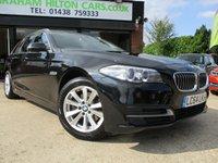 2014 BMW 5 SERIES 2.0 520D SE TOURING 5d AUTO 188 BHP £16000.00