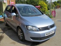 2010 VOLKSWAGEN GOLF PLUS 1.6 SE TDI 5d 103 BHP £7000.00