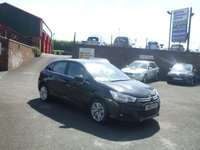 USED 2015 15 CITROEN C4 1.6 VTR PLUS HDI 5d 91 BHP