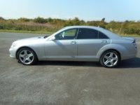USED 2009 59 MERCEDES-BENZ S CLASS 3.0 S320 CDI 4d AUTO 231 BHP