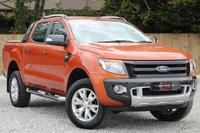 2015 FORD RANGER 3.2 WILDTRAK 4X4 DCB TDCI 1d AUTO 197 BHP £17995.00