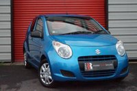 2014 SUZUKI ALTO 1.0 SZ 5d 68 BHP £3850.00