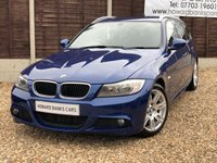 USED 2012 61 BMW 3 SERIES 2.0 318D M SPORT TOURING 5d 141 BHP THE BEST COLOUR ++ 2 KEYS PRESENT ++ MOT JUNE 2019