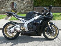 2011 HONDA CBR 999cc CBR 1000 RR-A  £5995.00