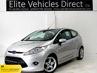 USED 2010 60 FORD FIESTA 1.6 ZETEC S 3d 118 BHP **STUNNING EXAMPLE**