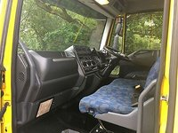 USED 2008 08 IVECO-FORD EUROCARGO 3.9 ML75E18S DAY 1d 174 BHP 430000 KM FRIDGE CURTAINSIDER