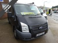 USED 2013 13 FORD TRANSIT 2.2 260 TREND SWB + NO VAT + 125 BHP + ELECTRIC PACK