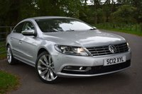 2012 VOLKSWAGEN CC 2.0 GT TDI BLUEMOTION TECHNOLOGY 4d 138 BHP £8230.00
