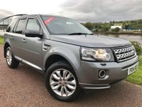 USED 2014 14 LAND ROVER FREELANDER 2.2 SD4 HSE 5d 190 BHP ***CRUISE CONTROL***