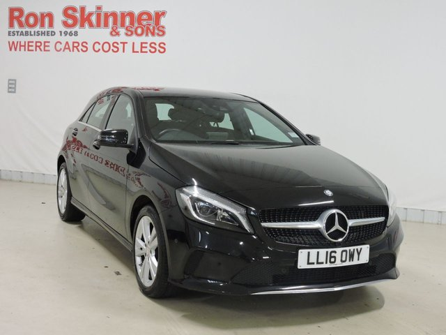View our 2016 16 MERCEDES-BENZ A-CLASS 2.1 A 200 D SPORT PREMIUM PLUS 5d AUTO 134 BHP