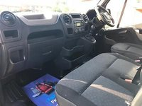 USED 2014 14 VAUXHALL MOVANO 2.3 F3500 L3H1 C/C CDTI 1d 123 BHP FULL SERVICE HISTORY