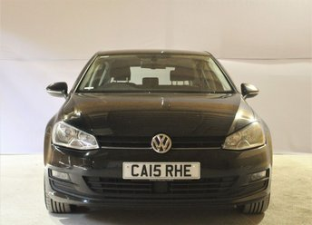 2015 VOLKSWAGEN GOLF 1.6 MATCH TDI BLUEMOTION TECHNOLOGY DSG 5d AUTO 103 BHP £9799.00
