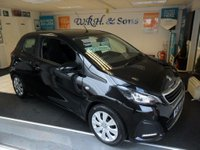 USED 2016 16 PEUGEOT 108 1.0 ACTIVE 3d 68 BHP