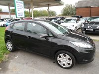 2009 FORD FIESTA 1.4 STYLE PLUS 5d AUTO 96 BHP LOW MILEAGE £4995.00