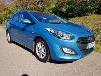 2012 HYUNDAI I30 1.6 CRDI ACTIVE BLUE DRIVE 5d 109 BHP £5495.00
