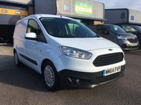2014 FORD TRANSIT COURIER 1.5 TREND TDCI 1d 74 BHP £6295.00