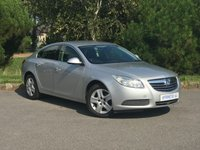 USED 2011 VAUXHALL INSIGNIA 2.0 EXCLUSIV CDTI 5d AUTO  Full Vauxhall Service History