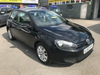 USED 2010 60 VOLKSWAGEN GOLF 1.6 BLUEMOTION SE TDI 3 DOOR 103 BHP IN BLACK WITH 88000 MILES . APPROVED CARS ARE PLEASED TO OFFER THIS  VOLKSWAGEN GOLF 1.6 BLUEMOTION SE TDI 3 DOOR 103 BHP IN BLACK WITH 88000 MILES WITH A FULL SERVICE HISTORY WITH 6 SERVICE STAMPS IN THE SERVICE BOOK IN GREAT CONDITION INSIDE AND OUT A GREAT GOLF AND VERY ECONOMICAL.