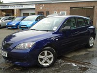 2005 MAZDA 3 1.6 SAKATA LE 5d 105 BHP £1495.00