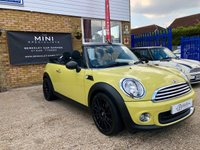 USED 2010 60 MINI CONVERTIBLE 1.6 ONE 2d 98 BHP WE SPECIALISE IN MINI'S!!!!!!