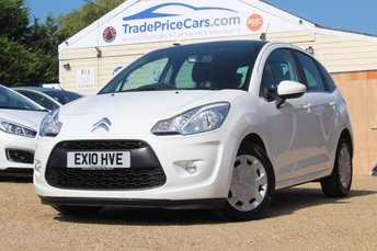 2010 CITROEN C3 1.6 HDI AIRDREAM PLUS 5d 90 BHP £3350.00