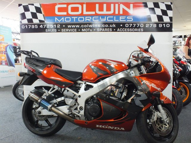 View our HONDA CBR900RR FIREBLADE