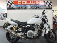 2008 YAMAHA XJR1300 1250cc XJR 1300  £4495.00