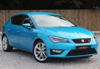 USED 2016 16 SEAT LEON 2.0 TDI FR TECHNOLOGY 5d 150 BHP MUST BE SEEN.TRULY IMMACULATE THROUGHOUT.