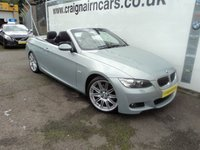 USED 2009 BMW 3 SERIES 3.0 325I M SPORT 2d AUTO 215 BHP Massive Spec £8445 Of Opitions Navigation+Bluetooth+++