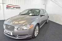 2009 JAGUAR XF 3.0 V6 PREMIUM LUXURY 4d AUTO 240 BHP £SOLD