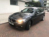 2015 BMW 3 SERIES 2.0 320D M SPORT GRAN TURISMO 5d AUTO 181 BHP £14290.00