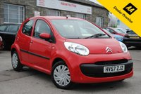 USED 2007 57 CITROEN C1 1.0 RHYTHM 5d 68 BHP