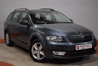 2015 SKODA OCTAVIA 1.6 SE TDI CR 5 Door Estate £10190.00