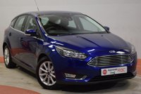 2015 FORD FOCUS 1.5 TITANIUM TDCI 5 Door - Full Ford History - Finance Available £8990.00