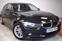2014 BMW 3 SERIES 2.0 320D EFFICIENTDYNAMICS BUSINESS 4d AUTO 161 BHP £12995.00