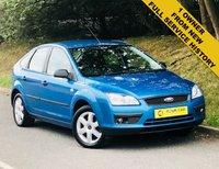 2006 FORD FOCUS 1.8 SPORT TDCI 5d 114 BHP £2000.00