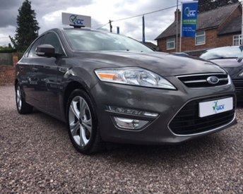 2013 FORD MONDEO 2.0 TITANIUM X BUSINESS EDITION TDCI 5d 161 BHP £11495.00