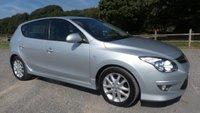 2011 HYUNDAI I30 1.4 COMFORT 5d 108 BHP £4250.00