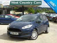 USED 2016 16 FORD FIESTA 1.2 STYLE 5d 81 BHP This Fiesta Has Had One Lady Owner From New And Has Full Ford Service history.