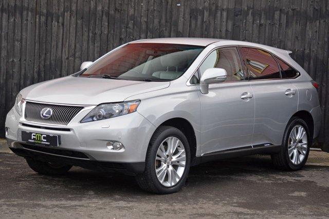 2010 LEXUS RX 3.5 450H SE-I 5d AUTO 249 BHP