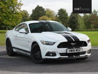 USED 2018 FORD MUSTANG 5.0 GT 2d AUTO 410 BHP