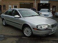 1998 VOLVO S80 2.9 SE 24V 4d AUTO 204 BHP £1295.00